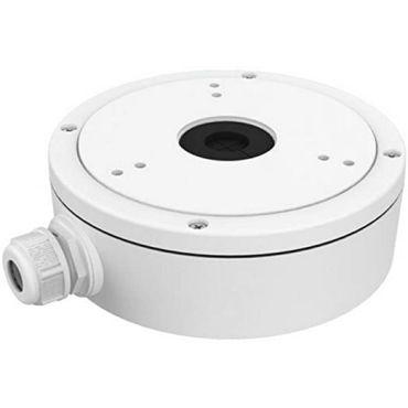 Aluminium Montagedose für Mini-Dome-Kamera
