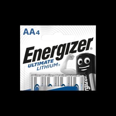 Energizer Lithium Ultimate Mignon AA