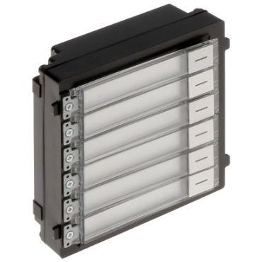 6-Klingeltastaturmodul für Intercom 2.0 - DS-KD-KK