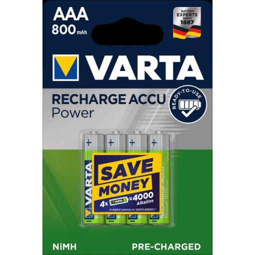 Varta Recharge Micro AAA Accu Endless