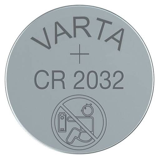 Knopfzelle CR2032 Varta