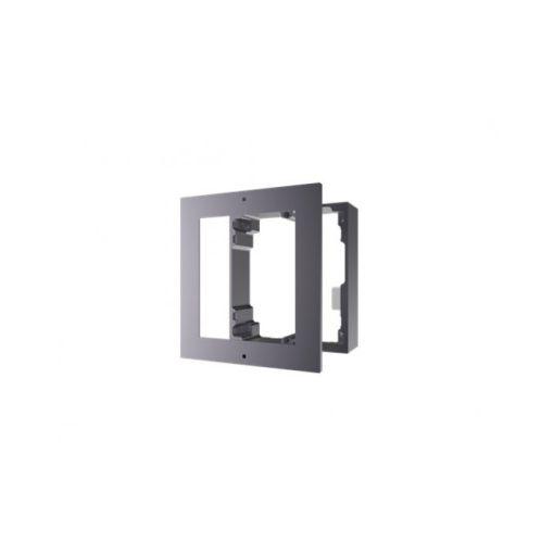 Metallrahmen für 1 Intercom 2.0 Video - DS-KD-ACW1