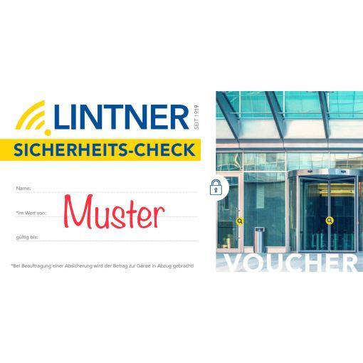 Sicherheits - Voucher (GUTSCHEIN) - 100.-