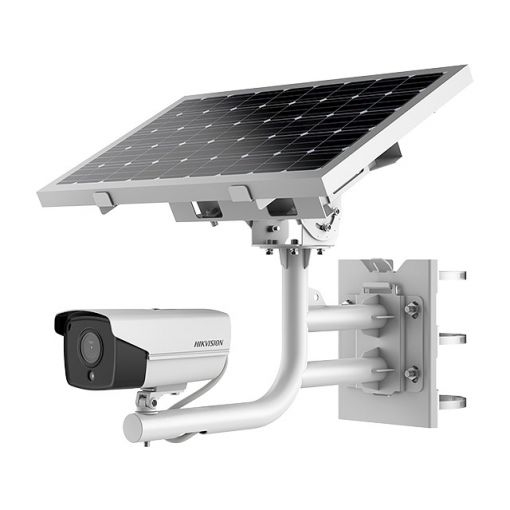 Autarkes Kamerasystem mit PV, Akku, Batteriebetrieb