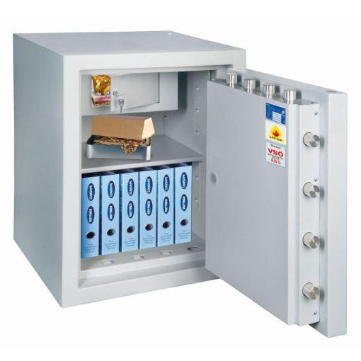 Rottner feuersicherer Wertschutzschrank EN5 Resort 150 Elektronikschloss IT Fire Premium